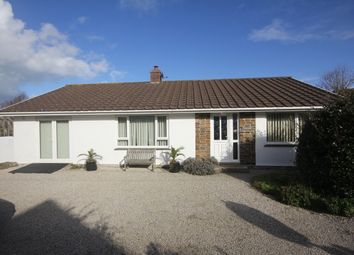 Thumbnail 4 bedroom bungalow for sale in Trevone Road, Trevone, Padstow