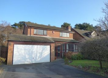Thumbnail 4 bed detached house for sale in West Canford Heath, Poole, Dorset