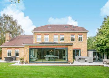 Poppy Walk, Goffs Oak, Hertfordshire EN7. 6 bed detached house for sale