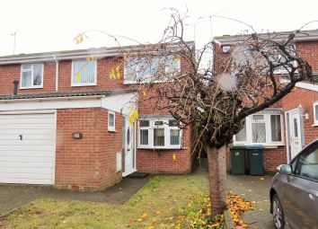 Thumbnail 3 bed semi-detached house for sale in Dorchester Way, Coventry