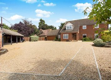 Thumbnail 4 bedroom detached house for sale in Cley Road, Swaffham