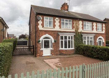 Thumbnail 3 bed property for sale in West Common Lane, Scunthorpe