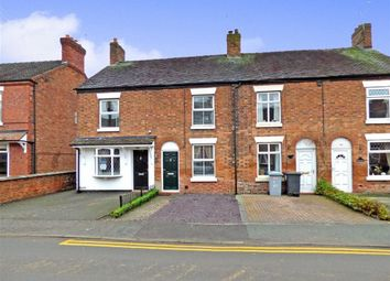 Thumbnail 2 bed cottage for sale in Wistaston Road, Willaston, Nantwich