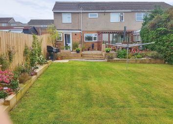 Thumbnail 4 bed semi-detached house for sale in Chapel Lands, Alnwick