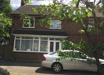 Thumbnail 5 bedroom detached house to rent in Lichfield Road, Willenhall