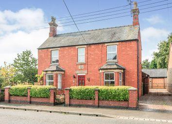 Thumbnail Detached house for sale in Uppingham Road, Caldecott, Market Harborough