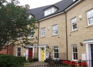 Thumbnail 4 bed town house to rent in Dyers Yard, Norwich