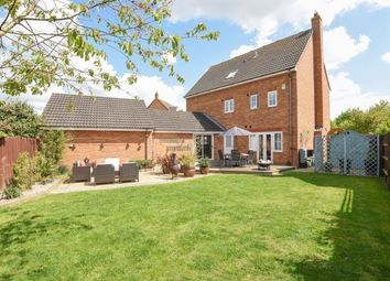 Thumbnail 5 bedroom detached house for sale in Cotswolds Way, Calvert Green
