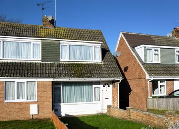 Thumbnail 2 bed semi-detached house to rent in Henley Drive, Highworth, Swindon