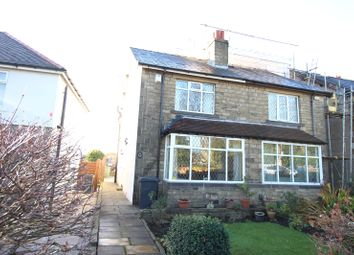 Thumbnail 3 bedroom semi-detached house for sale in Halifax Road, Brighouse