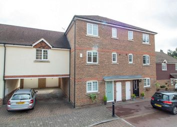 Thumbnail 4 bed town house for sale in The West Hundreds, Fleet
