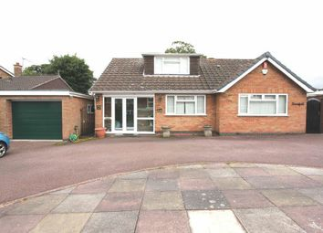 Thumbnail 3 bed detached bungalow for sale in Prospect Way, Earl Shilton, Leicester