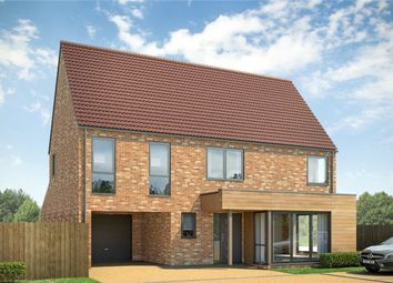 Thumbnail 4 bed detached house for sale in Paddocks Way, Poringland, Norwich, Norfolk