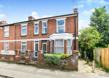 Thumbnail 3 bed end terrace house to rent in Khartoum Road, Ipswich