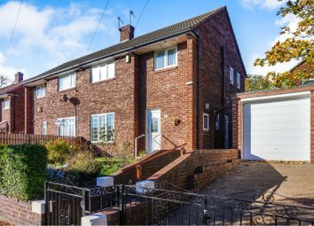 Thumbnail 3 bed semi-detached house for sale in Kendal Drive, Castleford