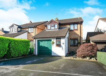 Thumbnail 4 bed detached house for sale in Belmont Close, Kingsteignton, Newton Abbot