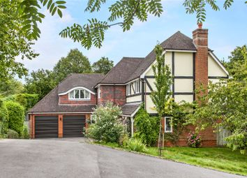 Thumbnail 6 bed detached house for sale in Little Hayes Lane, Itchen Abbas, Winchester, Hampshire
