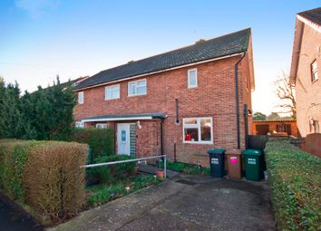 Thumbnail 3 bed semi-detached house for sale in Fuller Way, Croxley Green, Rickmansworth