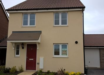 Thumbnail 4 bed semi-detached house for sale in Fulmer Close, Chivenor, Braunton, Devon