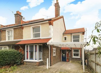 Thumbnail 3 bed end terrace house for sale in St. Johns Road, Redhill