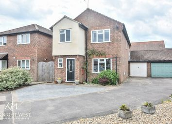 Thumbnail 4 bed detached house for sale in Brougham Glades, Stanway, Colchester