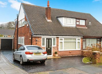 Thumbnail 4 bed semi-detached house for sale in Garnett Green, Aughton, Ormskirk