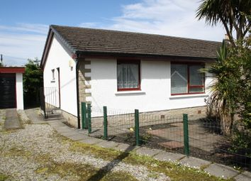 Thumbnail 2 bed semi-detached bungalow for sale in 52B Ardbeg Road, Isle Of Bute, Rothesay
