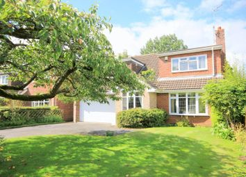 Thumbnail 3 bed detached house for sale in Canal Side, Barlaston, Stoke-On-Trent