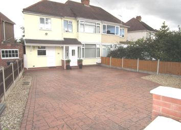Thumbnail 4 bedroom semi-detached house for sale in Blackburn Avenue, Claregate, Wolverhampton