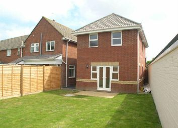 Thumbnail 3 bed detached house to rent in Bingham Road, Christchurch