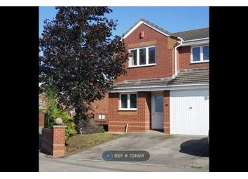 Thumbnail 3 bed semi-detached house to rent in Bushy End, Heathcote, Warwick