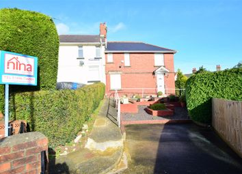 Thumbnail 3 bed semi-detached house for sale in Lowdon Terrace, Barry