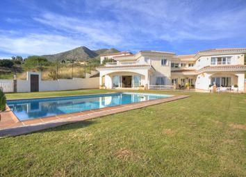 Thumbnail 4 bed villa for sale in Spain, Málaga, Benalmádena, La Capellanía