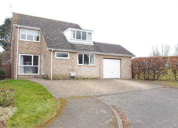 Thumbnail 4 bed detached house for sale in Harrison Place, Thame