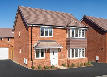 """Thumbnail 4 bed property for sale in """"The Canterbury"""" at Appleton Way, Shinfield, Reading"""