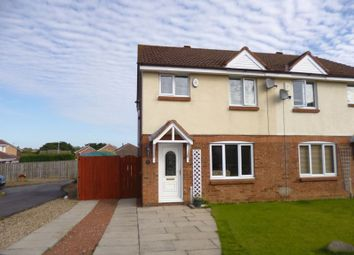 Thumbnail 3 bed semi-detached house for sale in Furness Close, Bishop Auckland