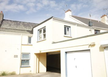 Thumbnail 1 bed flat for sale in Longueville Road, St Saviour