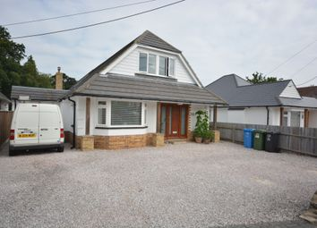 Thumbnail 4 bed detached house for sale in Clarendon Road, Broadstone