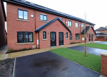 Thumbnail 4 bed end terrace house for sale in Hurstfield Road, Walkden, Manchester