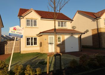 Thumbnail 3 bed detached house to rent in Heron Drive, Cumbernauld, North Lanarkshire
