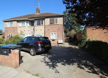 Thumbnail 2 bed maisonette for sale in Gordon Road, Enfield