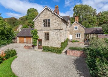 Thumbnail 5 bed detached house for sale in Brockton, Much Wenlock