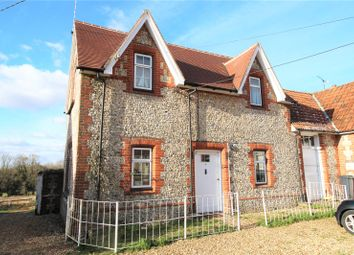 Thumbnail 2 bed end terrace house to rent in Droxford, Southampton, Hampshire