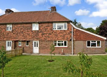 Thumbnail 3 bed cottage for sale in Horsham Road, Findon Village, Worthing, West Sussex