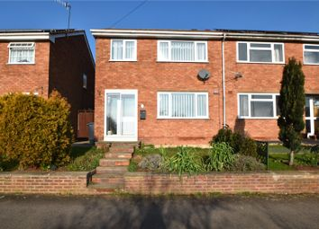 Thumbnail 3 bedroom terraced house to rent in Keble Close, Worcester, Worcestershire