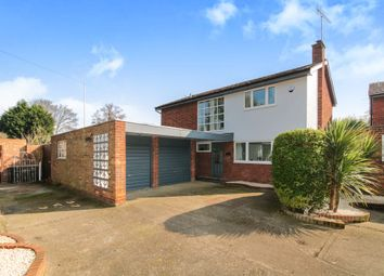 Thumbnail 4 bed detached house for sale in Nazeing Road, Nazeing, Waltham Abbey