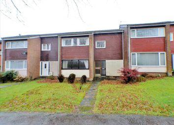 Thumbnail 4 bed terraced house for sale in Mull, St. Leonards, East Kilbride