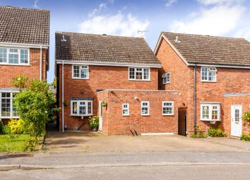 Thumbnail 4 bedroom detached house for sale in Convent Close, Hitchin