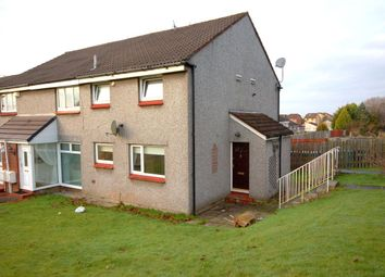 Thumbnail 1 bed end terrace house for sale in Laurie Court, Uddingston, Glasgow