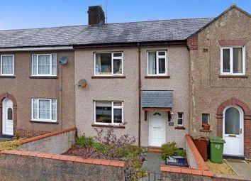 Thumbnail 3 bed terraced house for sale in Bryn Llwyd, Bangor